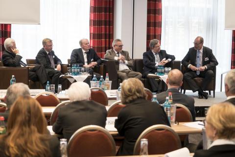 22. VKD/VDGH Führungskräfteseminar - Podiumsdiskussion am 25. Februar 2015
