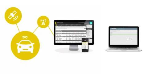 Integrera Bygglet med ABAX körjournal