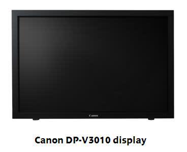 Canon på ny marknad med professionell 4k skärm