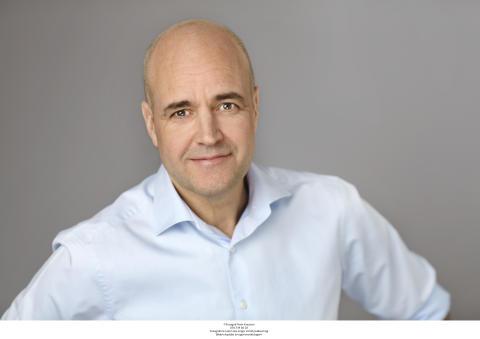 Reinfeldt och Knutsson pratar ledarskap i Skellefteå!