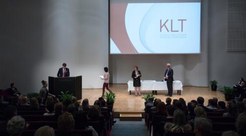 179 taloushallinnon ammattilaista suoritti KLT-tutkinnon