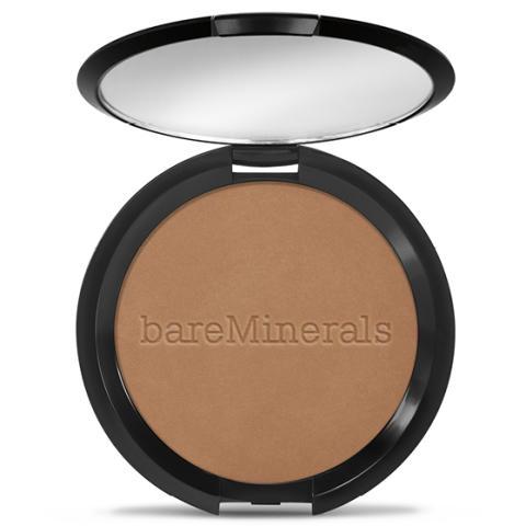 bareMinerals clean glow colletion bronze