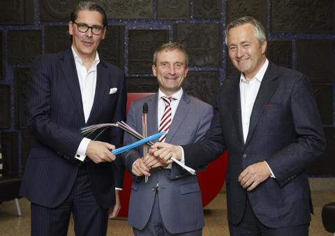 Deutsche Glasfaser Business und Vodafone schaffen gemeinsam Giga-Netze für Gewerbegebiete