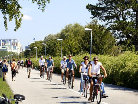 Malmö står värd för årets cykelkonferens
