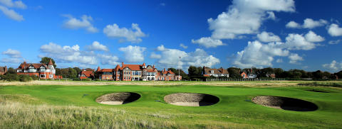 R Charity Golf Day at the Royal Liverpool Golf Club