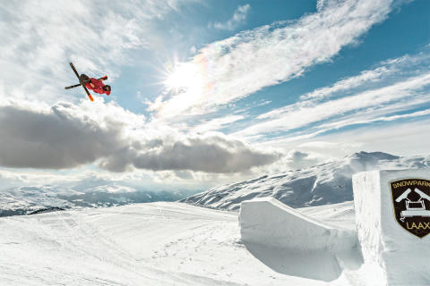 Snowpark Laax
