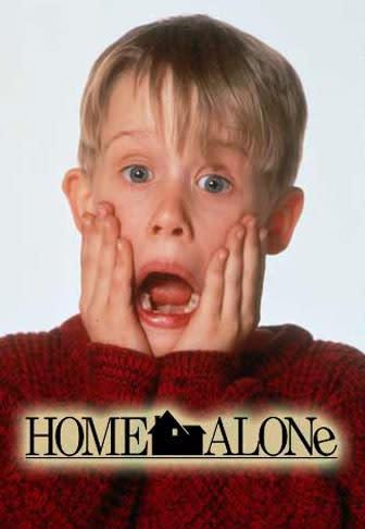 Ensam hemma