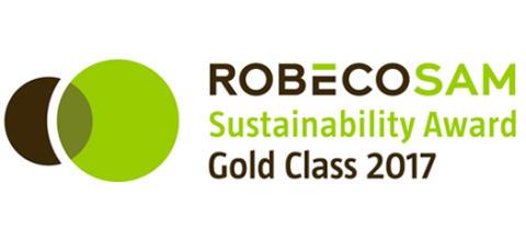 """För tionde året i rad får Sodexo toppoäng i RobecoSAMs """"Sustainability Yearbook"""""""