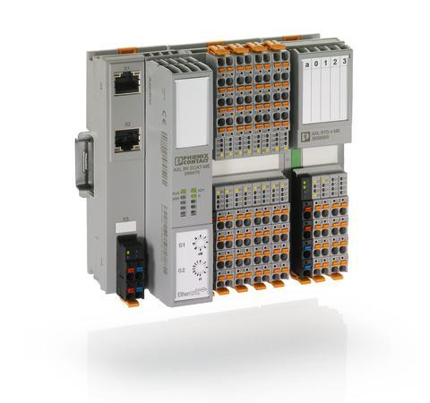 Phoenix Contact på HI 13: Axioline F kan køre på alle store netværk
