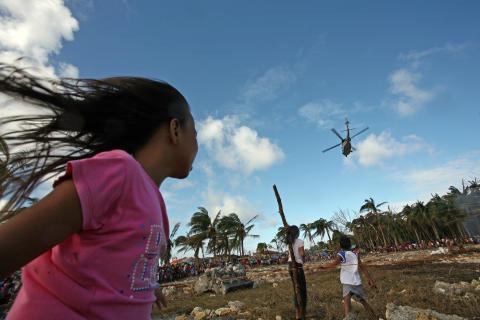 Plan International skalar upp stödet till Filippinerna