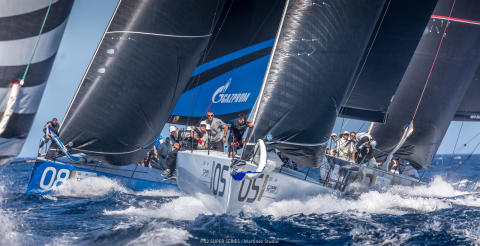 Forget the plastic bottles: Bluewater helps sailing elite in 52 SUPER SERIES Cape Town events stay hydrated with fresh pure water