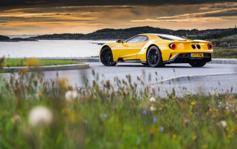 Ford GT Norge 1