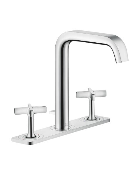 Axor_Citterio_E_3Hole Washbasin Mixer_Chrome_2