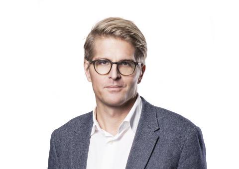 André Johansson, presschef HSB Riksförbund