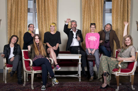 Karin Dreijer, Edda Magnason och Jerry Williams bland de prisade vid SKAP:s vårfest 2014