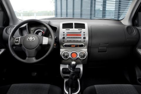 Toyota Urban Cruiser interiör Paris Motor Show 2008