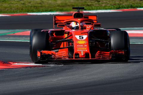 Eutelsat: satellite in pole position per il successo Ferrari al Gran Premio d'Australia, la prima trasmissione live in 4K HDR su Sky Sport F1