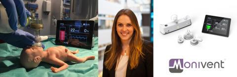 Chalmers Ventures investerar i andningshjälp för nyfödda