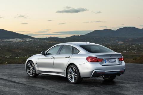 Nya BMW 4-serie Gran Coupé