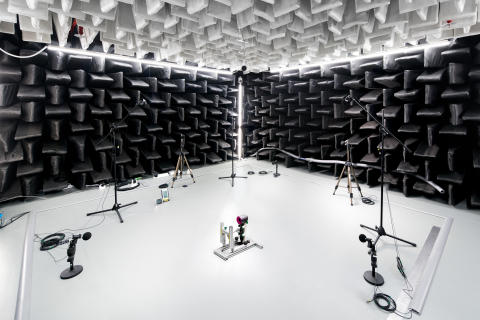 Dyson Singapore Technology Centre_Acoustic Lab