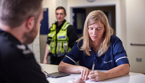 Mitie joins Manchester health and justice partners for unveiling of ground-breaking new custodial service