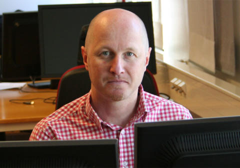 Nordic MedTest: Robert Magnusson