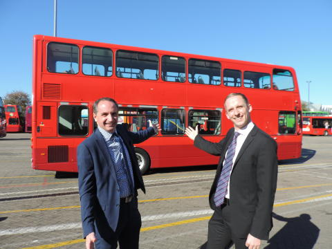 OXFORD BUS COMPANY 'BRAND THE BUS' COMPETITION ATTRACTED THOUSANDS OF VOTES
