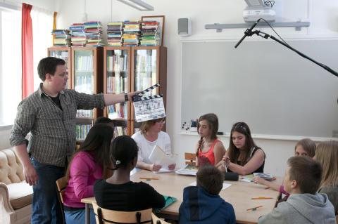Almedalen: Entreprenöriellt lärande – drivkraft och motivation för framgång i skolan