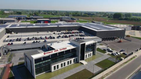 Hitachi Data Systems Opens New European Distribution Centre in The Netherlands