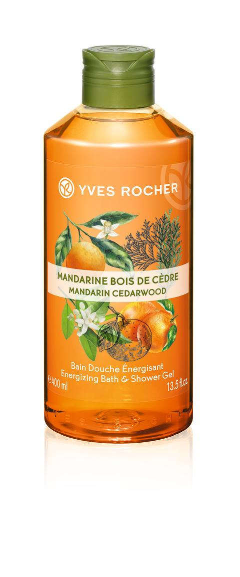 Bath & Shower Gel Mandarin Cedarwood