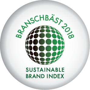 Lantmännen är Sveriges mest hållbara livsmedelsvarumärke