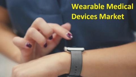 Wearable Medical Devices Market 2019 Industry Is Set to Boom in Coming Years | Xiaomi Technology, Samsung Electronics, Fitbit, Garmin Corporation