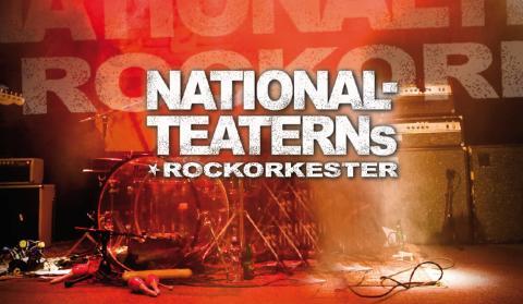 Bejublade Nationalteaterns Rockorkester jubileumsturné presenterar fler sommarkonserter 2018!