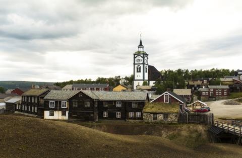 Røros Kirche