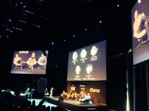 The Absolut Company - new partner to Sthlm Tech Fest: Sthlm Tech Fest strengthens Stockholm as a global digital hub