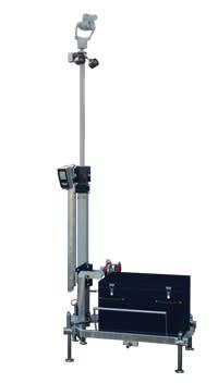 BEVAKNINGSTORN - en mobil övervakningsenhet!