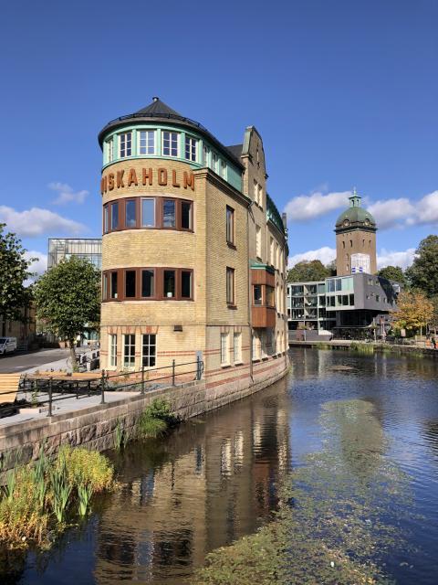 Viskaholm, Borås, Riksbyggen
