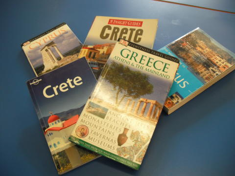 It's all Greek at your local library
