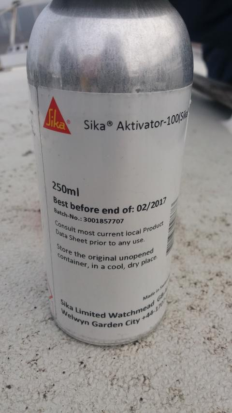 High res image - Sika - Sika Aktivator-100