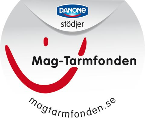 Danone stödjer Mag-Tarmfonden