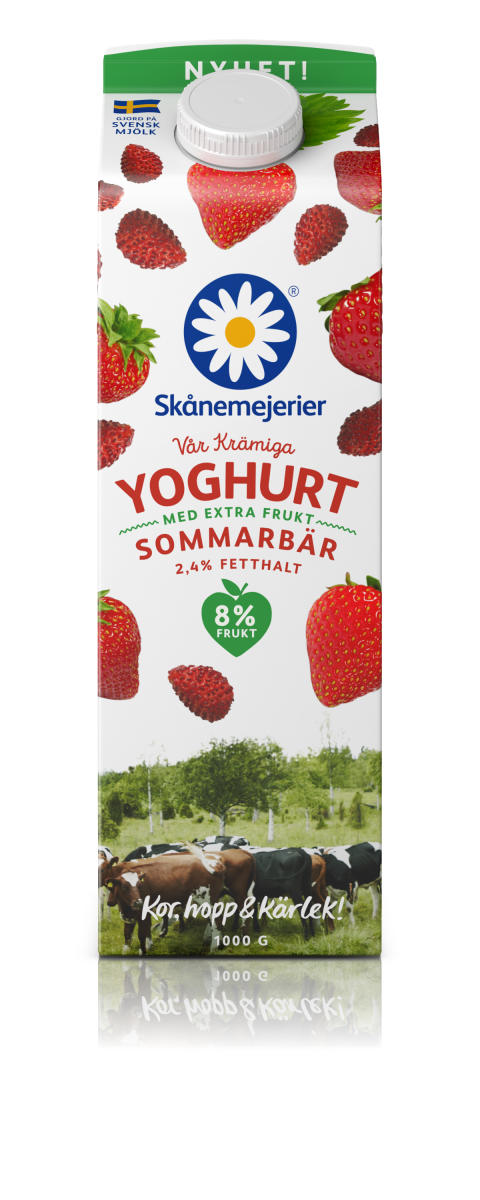 Skånemejerier_Fruktyoghurt_Sommarbar