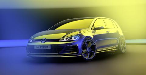 Volkswagen præsenterer ny Golf GTI-topmodel på GTI-træf