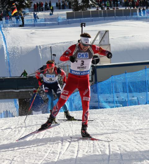 Emil sprint Anterselva