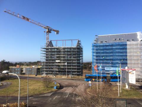 Gårdsten: Robert Dicksons stiftelse har beviljats 61 miljoner i investeringsbidrag av Länsstyrelsen i Västra Götalands län