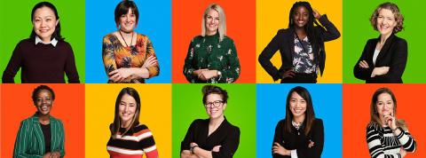 Hvordan rekrutterer man flere kvinner til teknologibransjen?
