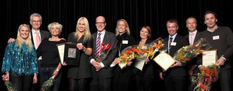 Pär Johansson, mannen bakom Glada Hudikteatern, nominerad till Årets Affärsnätverkare