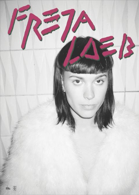 Freja Loeb pressebillede / VEGA 19. oktober
