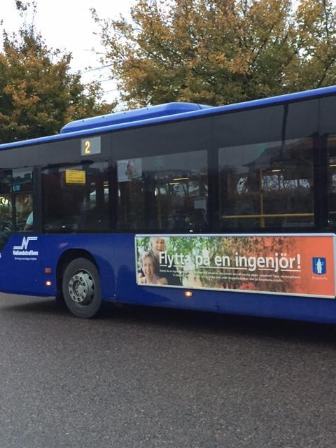 Rekryteringskampanj Varbergsbuss