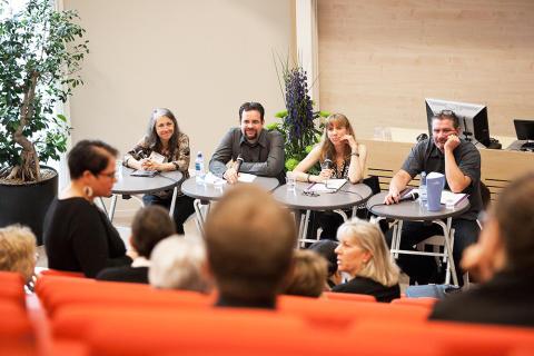 Forskare i världen samlades till konferens om arbetsintegrerat lärande