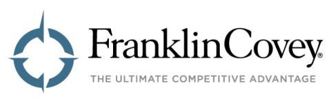 FranklinCovey söker: Administratör och VD-assistent med internationellt fokus